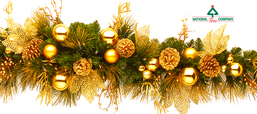 greenery - Christmas Decorations For Businesses