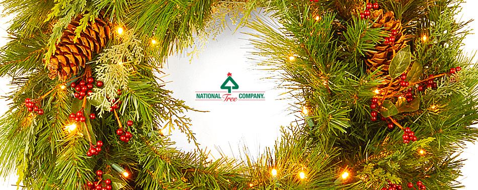 National Tree Company Christmas Trees