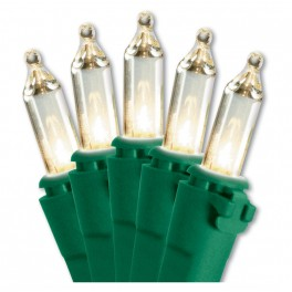Replacement Light String - 100 Bulbs / Ready-Lit® Clear