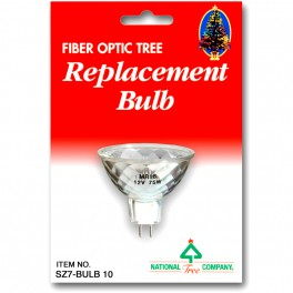NTC Replacement Fiber Optic Bulb - 12 Volt / 75 Watt